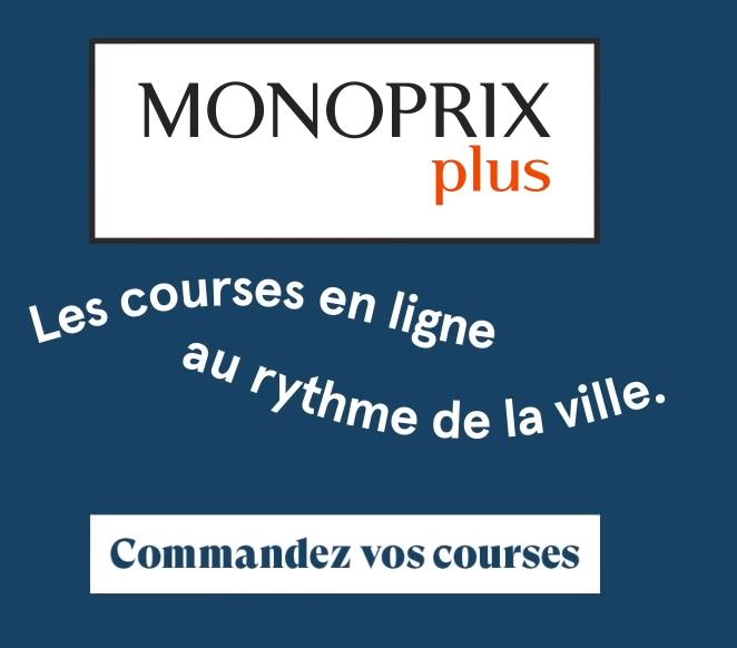 Monoprix Plus