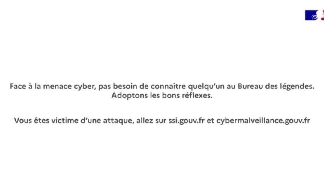 La cybersécurité ce n'est pas une légende