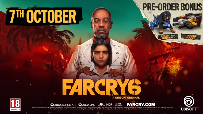 Far Cry is back