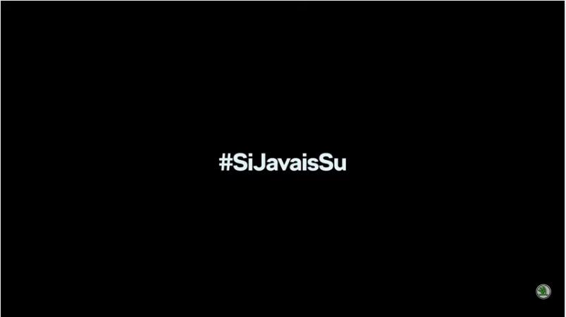 #SiJavaisSu